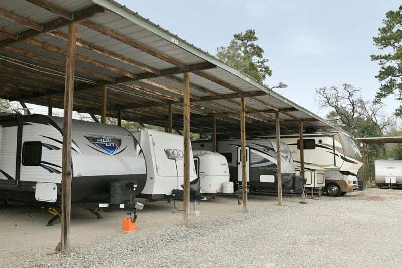 Rv Amp Boat Storage In The Woodlands Tx Advantage Rv